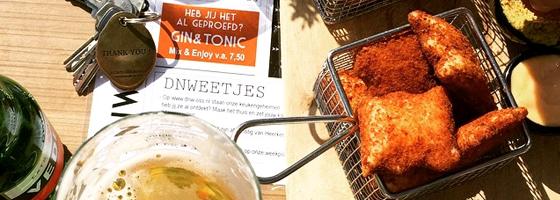 Eet- & Drinkcafé De Nieuwe Wereld Restaurant Oss